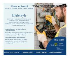 ELEKTRYK- Austria/ 2400EUR NA RĘKĘ